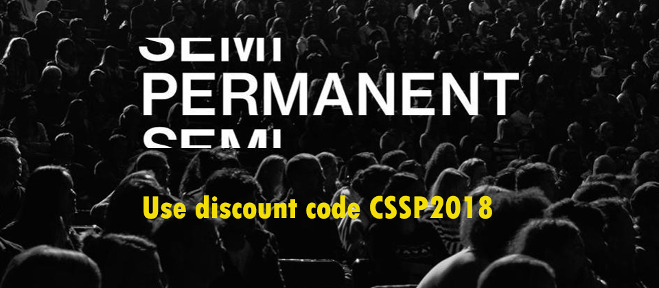 CT Semi Permanent Auckland 2018 discount code